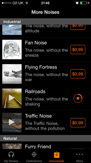 download noise